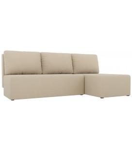 """Угловой диван """"Поло"""" рогожка"""