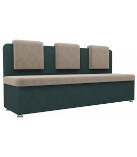 """Кухонный диван """"Артикул 1332"""" велюр"""