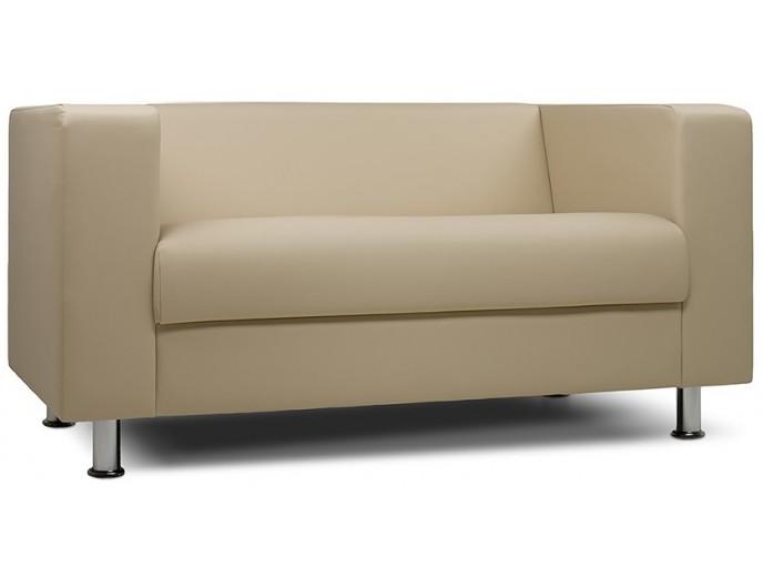 """Офисный диван """"Бит"""" двухместный"""