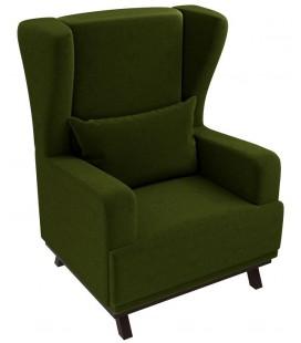 """Кресло для отдыха """"Джон"""" вельвет артикул 1342"""