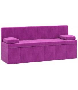 "Кухонный диван ""Артикул 1370"" вельвет"
