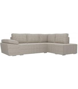 "Угловой диван ""Артикул 1383"" рогожка"