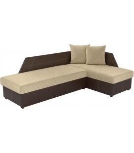 """Угловой диван """"Артикул 1399"""" вельвет"""