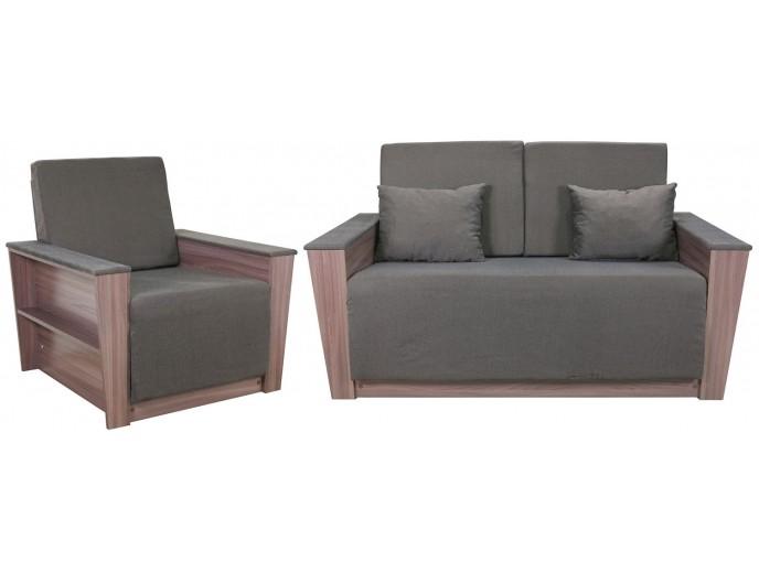 """Комплект мягкой мебели """"Бруно"""""""