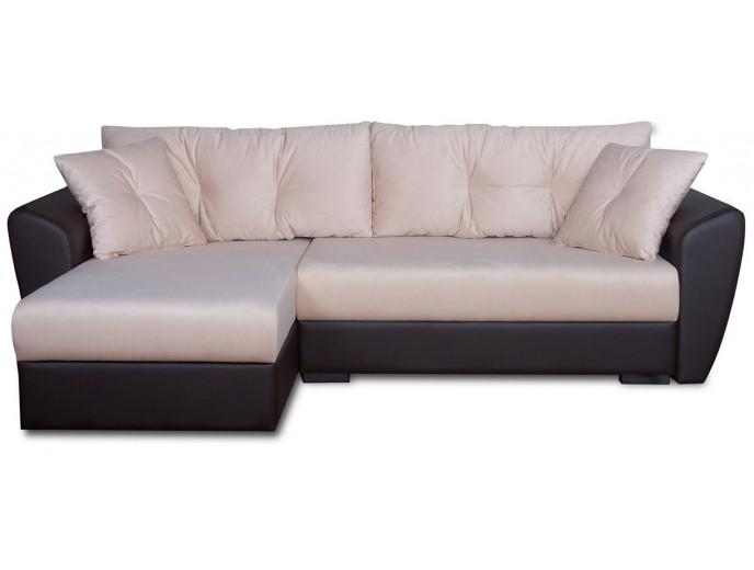 """Угловой диван """"Амстердам"""" велюр"""