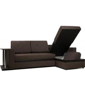 """Угловой диван """"Атланта"""" со столом"""