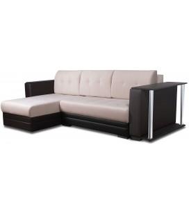 "Угловой диван ""Атланта"" со столом велюр"