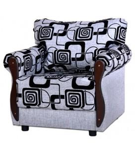 """Кресло для отдыха """"Клайд"""" рогожка артикул 1530"""