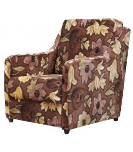 """Кресло-кровать """"Уютное"""" велюр"""