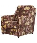 """Кресло-кровать """"Уютное"""" велюр артикул 1161"""
