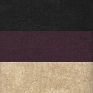 Вельвет черный фиолетовый бежевый