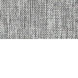 Рогожка серый Экокожа белый