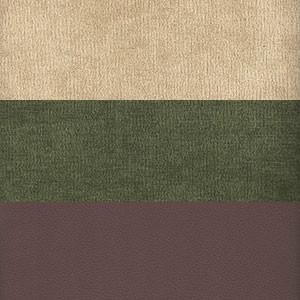 Вельвет бежевый зеленый Экокожа коричневый