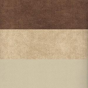 Вельвет коричневый бежевый Экокожа бежевый