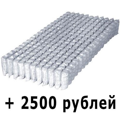 Независимый пружинный блок (+2500 рублей)