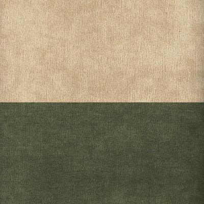 Вельвет бежевый зеленый