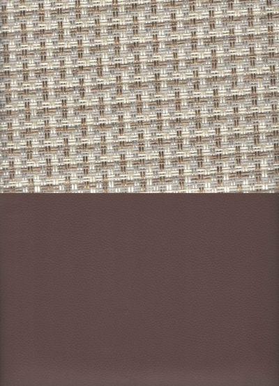 Корфу-02 экокожа коричневый