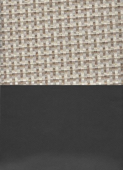 Корфу-02 экокожа черный