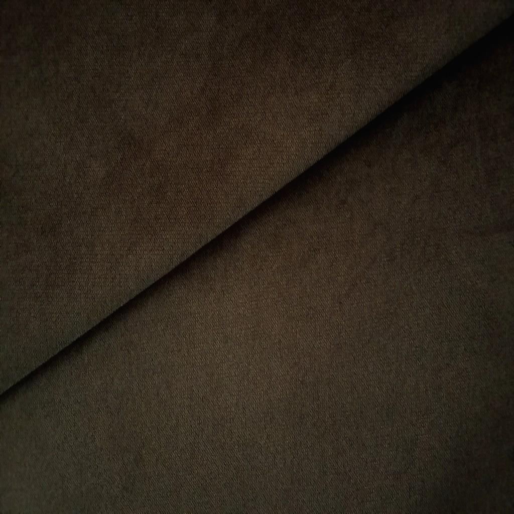 велюр MIX pln 22 коричневый