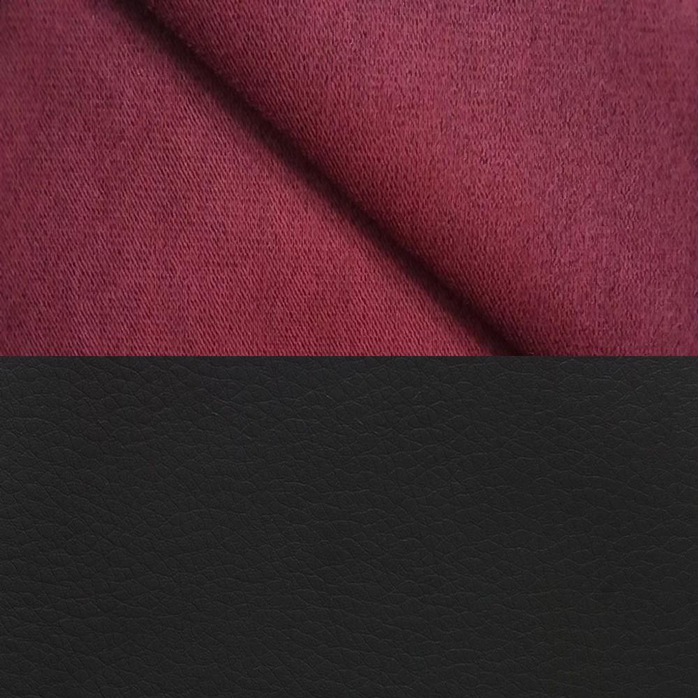 велюр MIX pln 17 + Иск. кожа Neptun Black