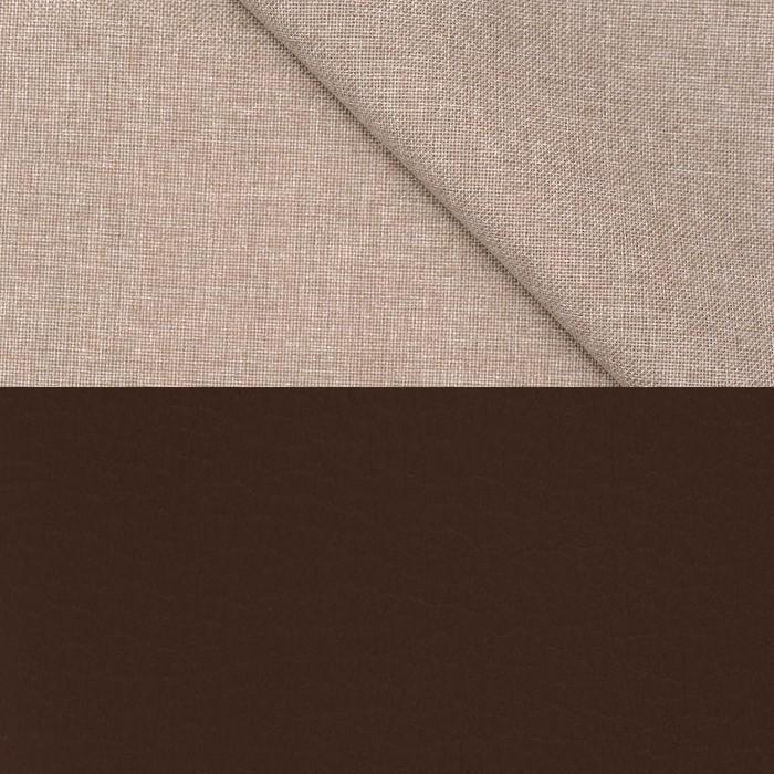 Lega Cream + Иск. кожа Rio dk Brown