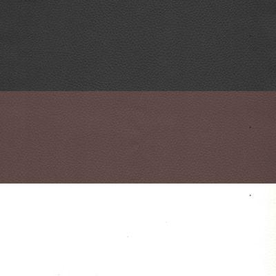 Искусственная кожа черный коричневый белый