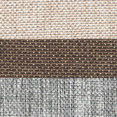 Рогожка бежевый коричневый серый