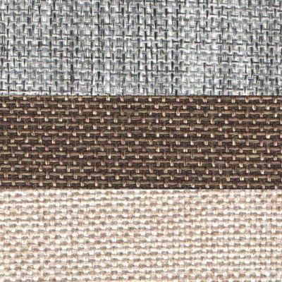 Рогожка серый коричневый бежевый