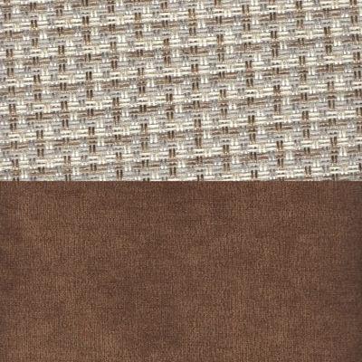 Корфу-02 вельвет коричневый