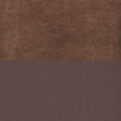 Вельвет коричневый Экокожа коричневый