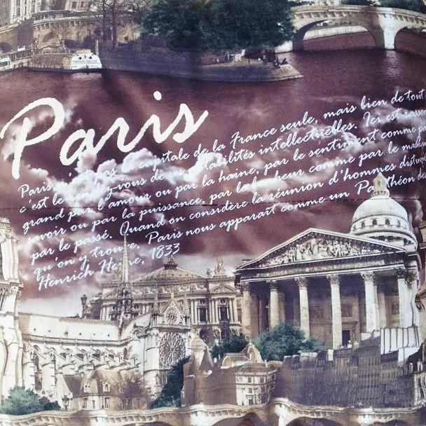 жаккард Париж