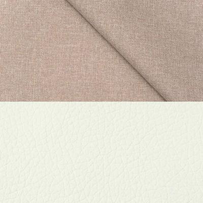 Lega Cream + Иск. кожа Arena 050 White