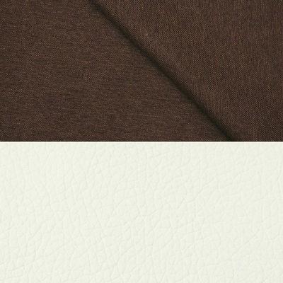 Lega Chocolate + Иск. кожа Arena 050 White