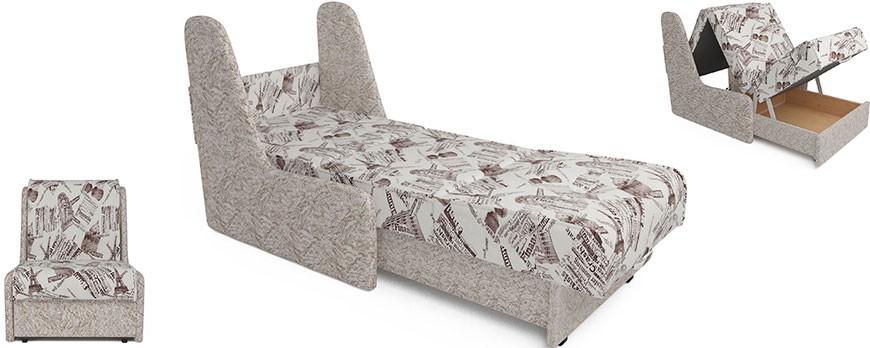 Как выбрать кресло-кровать: механизм раскладывания, конструкция, обивка